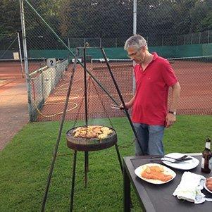 Geselligkeit und Apres Tennis