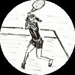 Tennis für Frauen